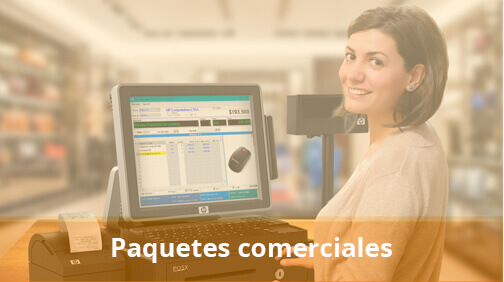Paquetes Comerciales ContaPyme